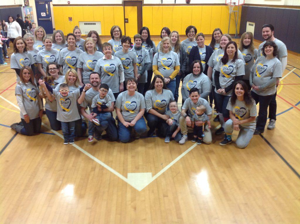 Van Schaick Celebrates World Down Syndrome Day