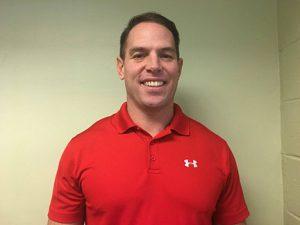 Headshot photo of Athletic Director Jeff Huneau