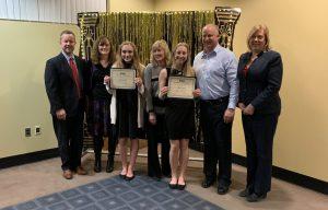 Rotary award winners