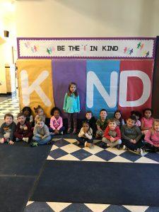 """Van Schaick puts the """"i"""" in kindness"""