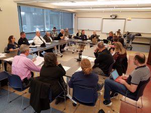 Mar. 6 meeting on coronavirus